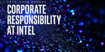 Intel pledges net positive water use, 100% green power, and zero waste to landfill by 2030