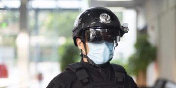 Italian airport leads Europe in adopting AR thermal scanning helmets