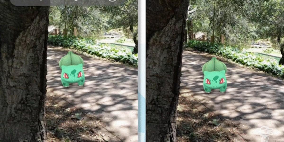 Niantic's reality blending tech lets Pokemon creatures hide.