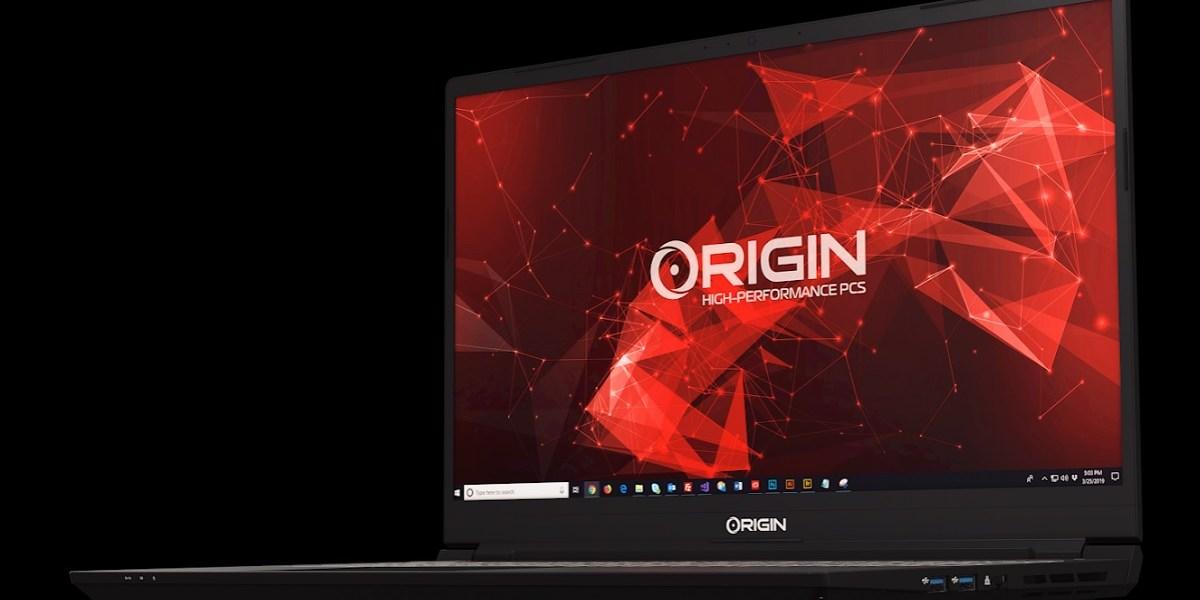 Origin PC EVO15-S.