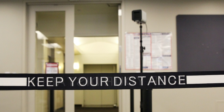 workplace surveillance thermal camera