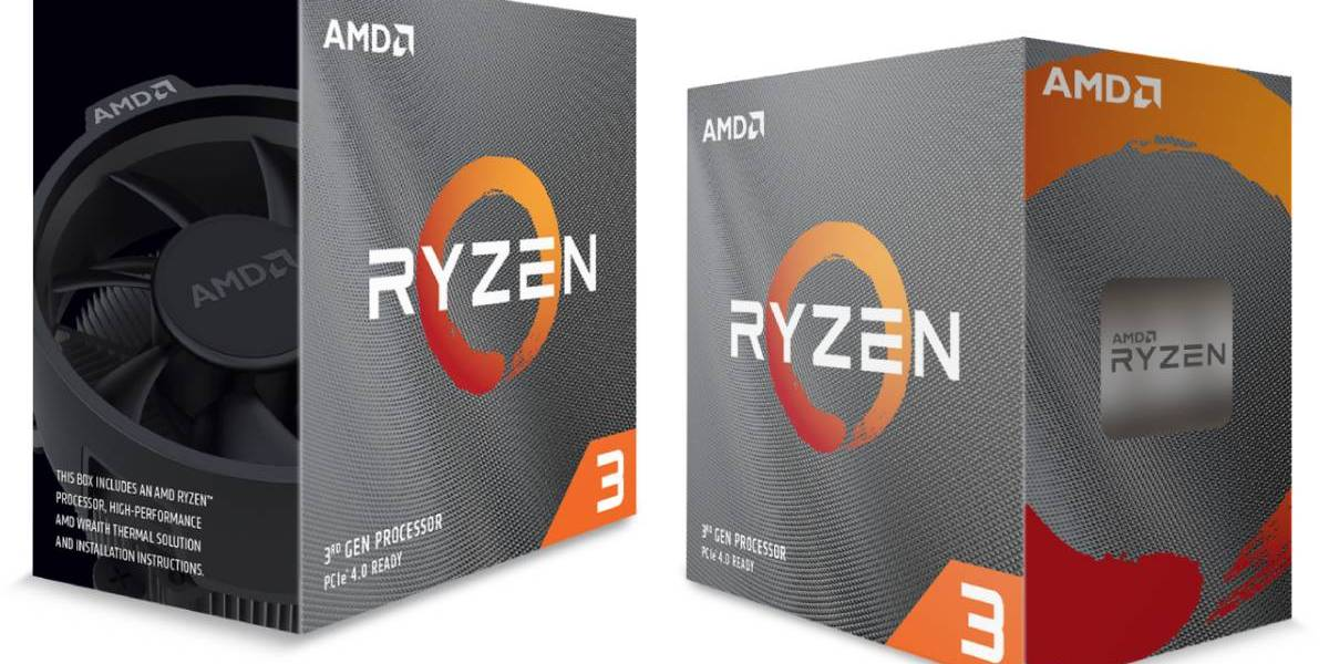 Ryzen 3 chips from AMD.