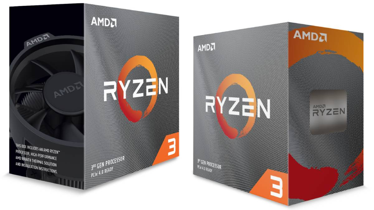 Ryzen 3 3100 And 3300x Review What A Gamer Needs Venturebeat