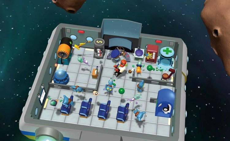 Spaceline Crew