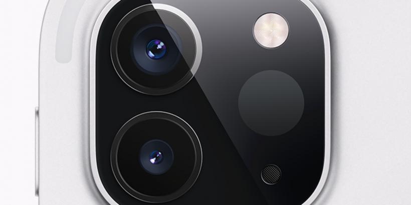 Apple 2020 iPad Pro lidar