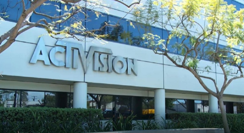 Only six of Activision Blizzard's 10,000 employees caught the coronavirus.