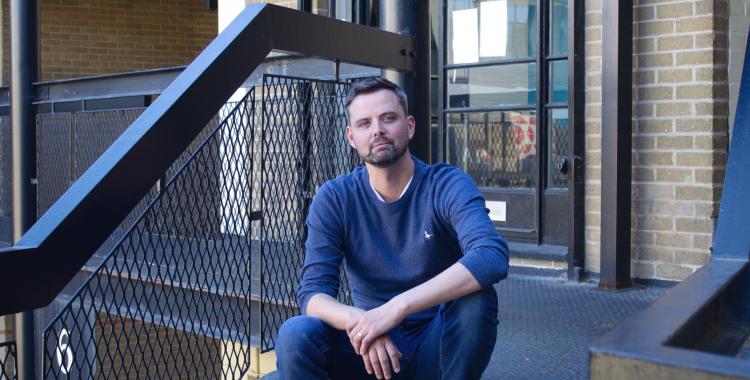Realife Tech CEO Adam Goodyer