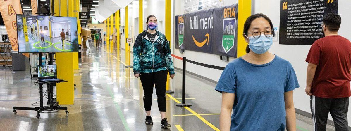 Amazon Distance Assistant