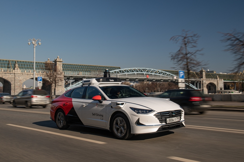 Yandex fourth-gen Hyundai