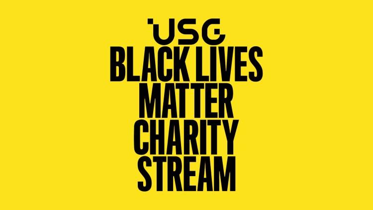 USgamer Black Lives Matter Charity Stream.