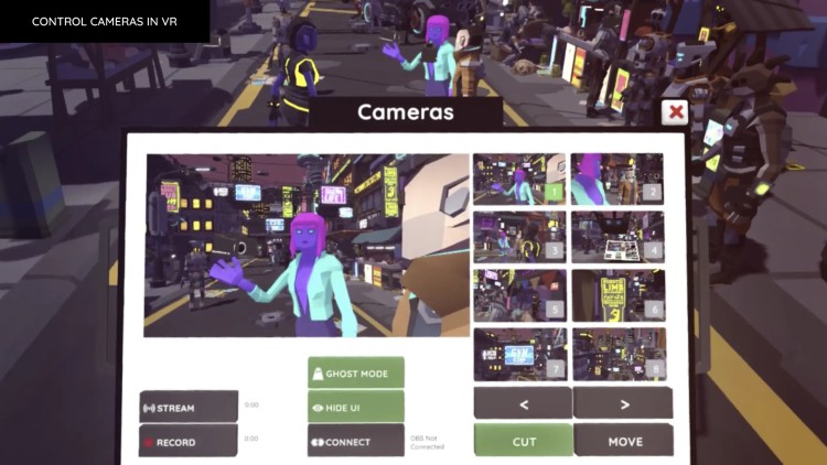 Flipside Studio is leaving Early Access. It's a tool for directors and actors to work in VR.
