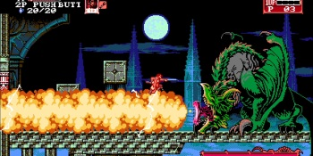 Bloodstained: Curse of the Moon 2 brings more retro sidescrolling goodness