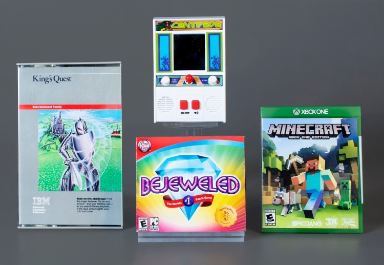 Inductees for 2020 for Video Game Hall of Fame.