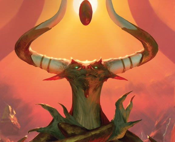 One, two, Nicol Bolas is coming for you ...