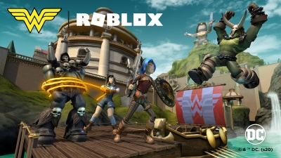 Roblox Teams With Warner Bros And Dc On Wonder Woman The