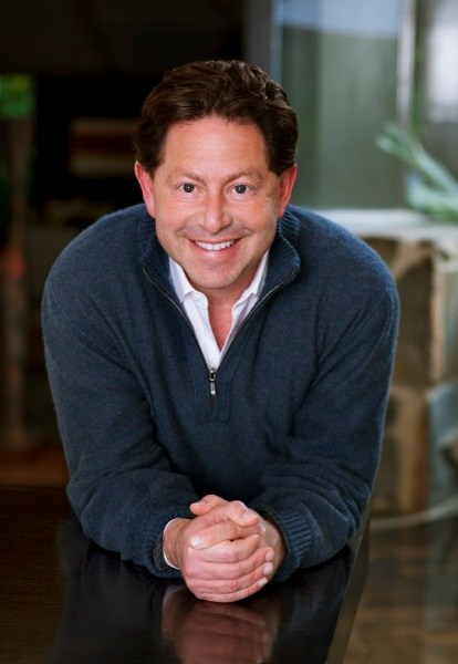 Activision Blizzard CEO Bobby Kotick was hands-on with healthcare in the pandemic.