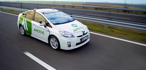 AImotive test drives a lot of self-driving cars.