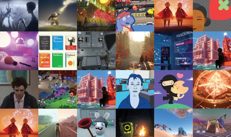 Games for Change award candidates.