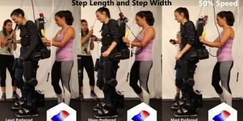 Caltech AI lab optimizes exoskeleton gait for human comfort