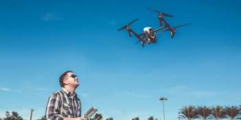 Flock CEO on data strategy behind commercial drone insurance