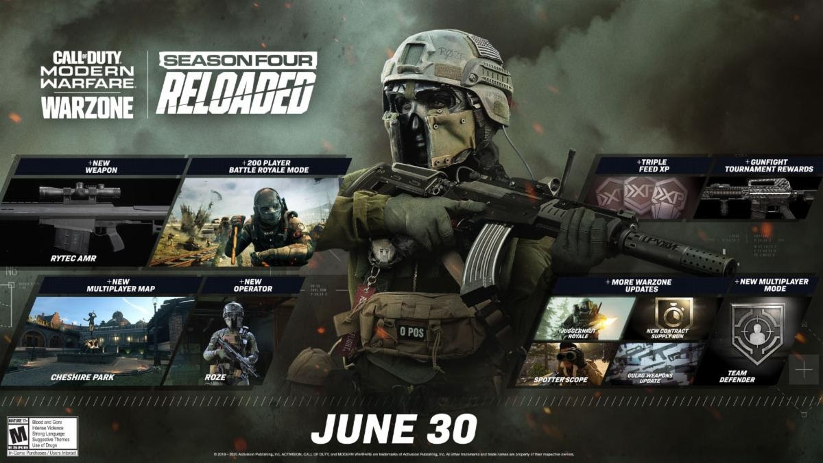 photo of Call of Duty: Warzone's expanding to 200 players means insta-death for me image