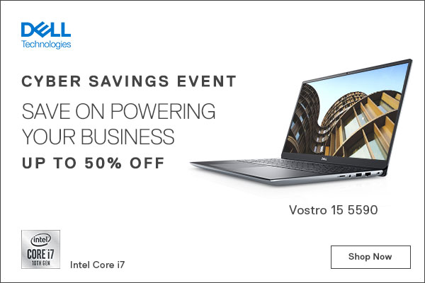 Dell's Cyber Savings Sales is what you've been waiting for!