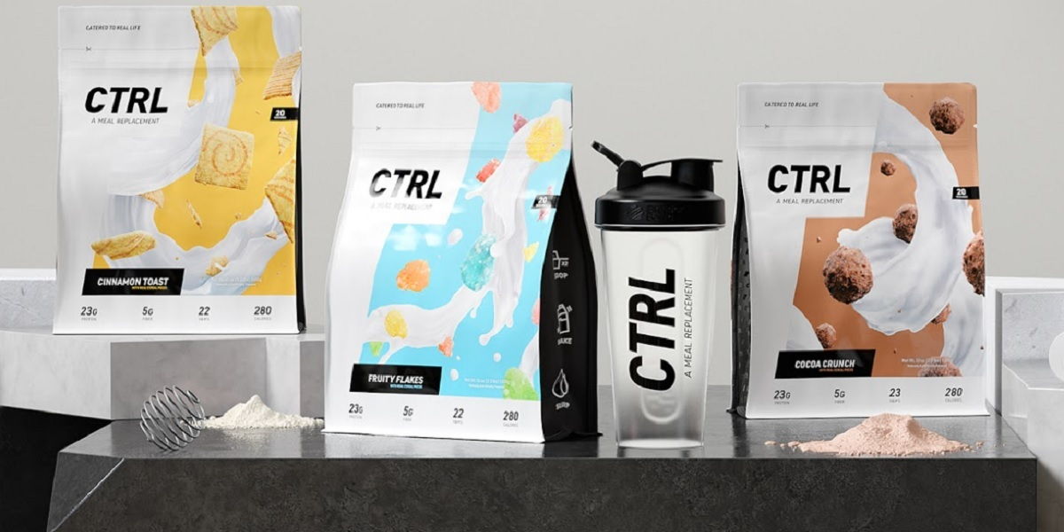 Ctrl is making protein shakes for gamers.