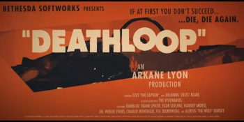 Arkane Studios shows off Deathloop for the PS5
