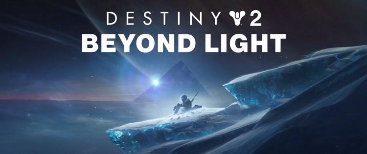 Destiny 2: Beyond Light.