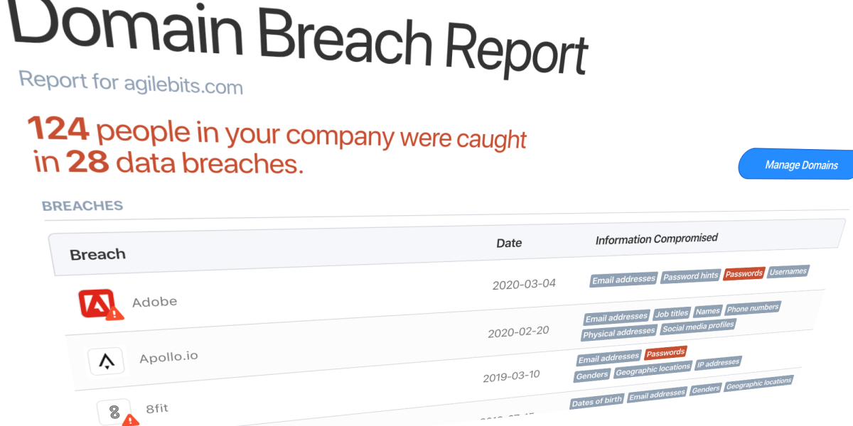 Image of article '1Password taps Have I Been Pwned to give enterprises data breach reports'