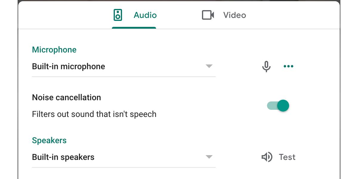 How Google Meet's noise cancellation denoiser works | VentureBeat
