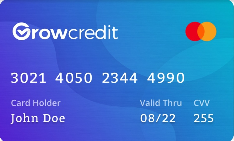 Grow Credit tries to help people establish credit without outrageous rates.