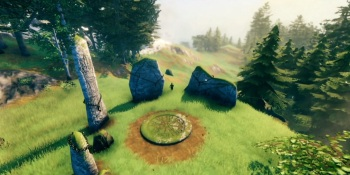 Iron Gate Studio shows off Valheim, a survival game with Vikings
