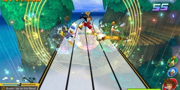 Kingdom Hearts: Melody of Memory ditches combat for rhythm