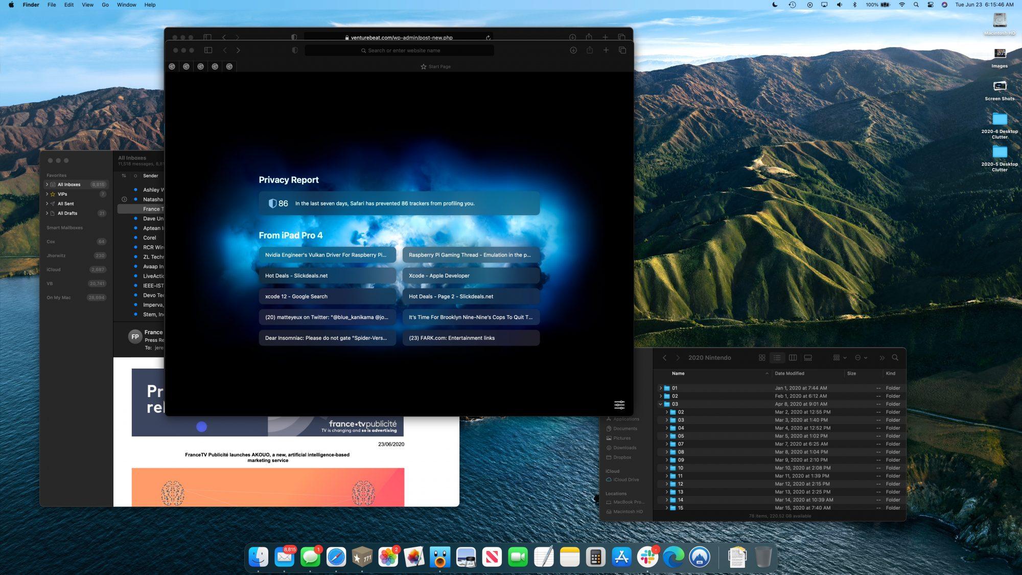 Hands On Apple S Macos Big Sur Ios 14 Ipados 14 And Watchos 7 Venturebeat