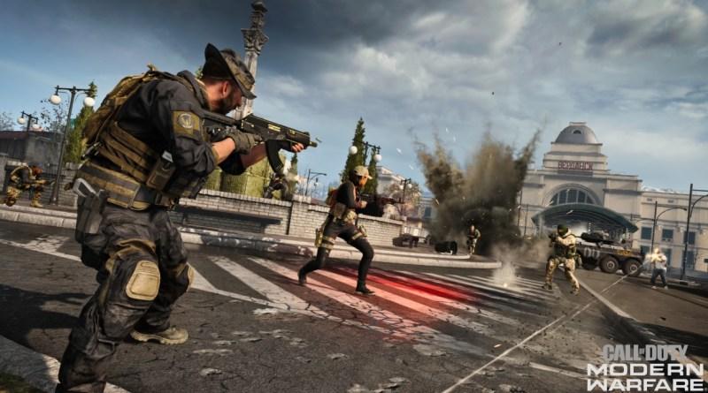 Modern Warfare multiplayer season 4 is here.