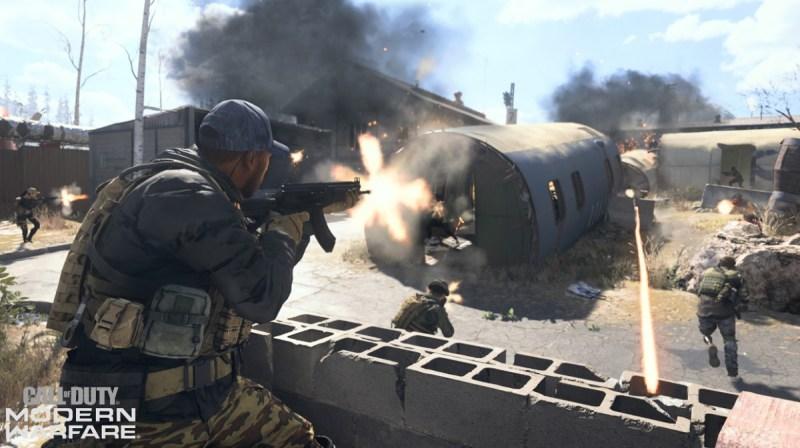 The Zhokov card in Modern Warfare.