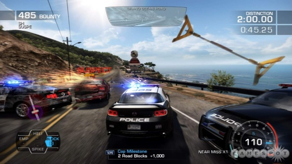 Need For Speed: Hot Pursuit is among the games coming to Nintendo Switch from EA.