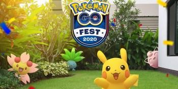 At Pokémon Go Fest 2020, millions of players caught nearly a billion Pokémon