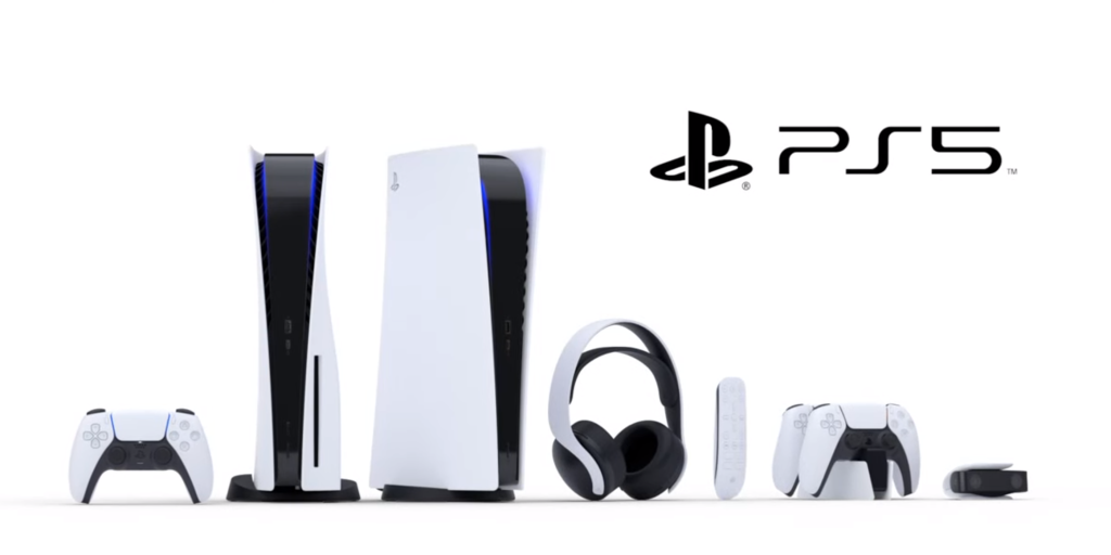 PS5 product line
