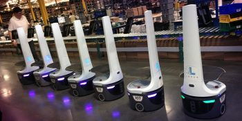 Locus Robotics raises $150 million to scale its warehouse robotics platform