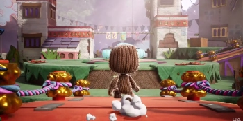 Sackboy: A Big Adventure brings co-op platforming to PS5