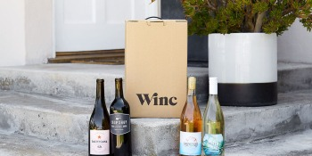 Save nearly 40% on 12 bottles of wine delivered right to your door