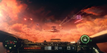 Star Wars: Squadrons gameplay gets revealed at EA Play for Not E3