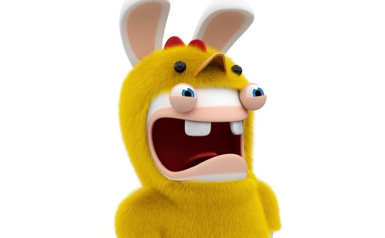 Ubisoft Rabbids Collectibles are based on the blockchain.