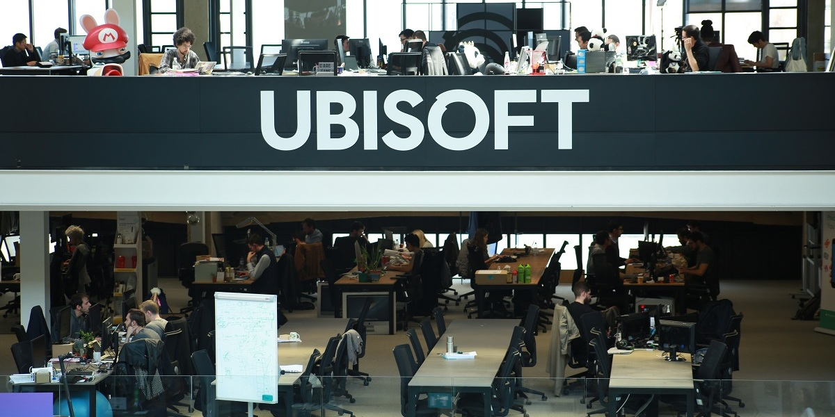 Ubisoft at Station F in Paris.