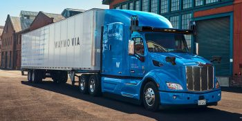 Waymo partners with Daimler to develop self-driving delivery trucks