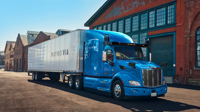 Waymo to expand autonomous truck testing in the American Southwest