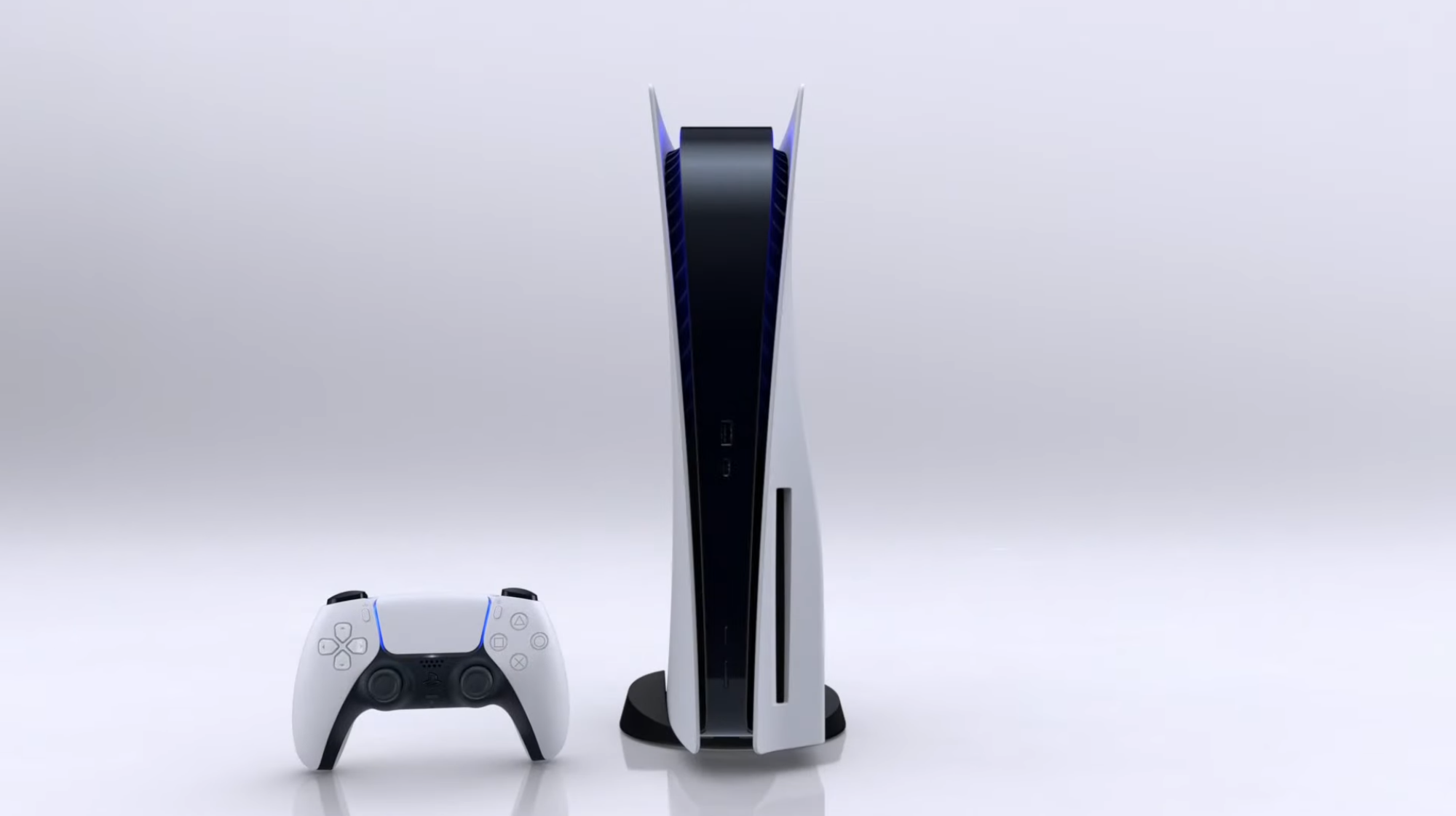 Playstation 5 Console Revealed Here S What The Console Looks Like Venturebeat