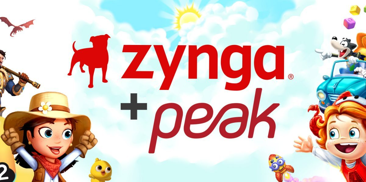 Zynga acquires mobile gaming company Peak for $1.8 billion ...